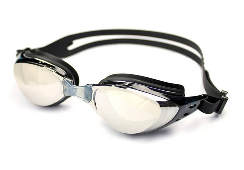 Occhialini da nuoto Ispeed Mirror Pro