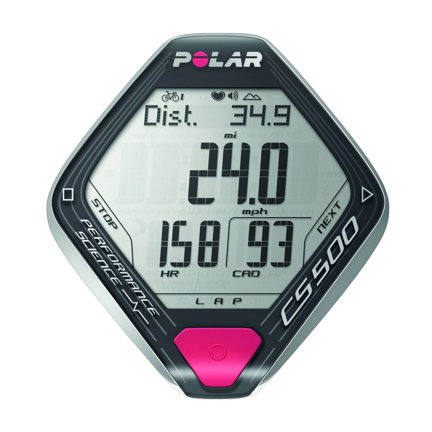 Polar CS500 Cardiofrequenzimetro