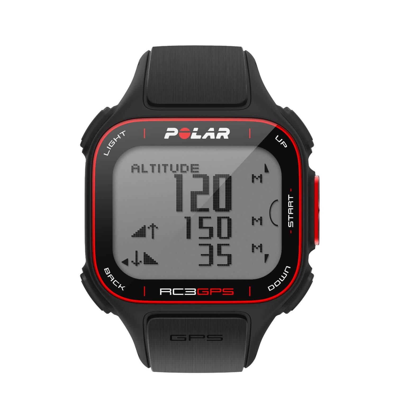 Recensione Polar RC3 Versione GPS