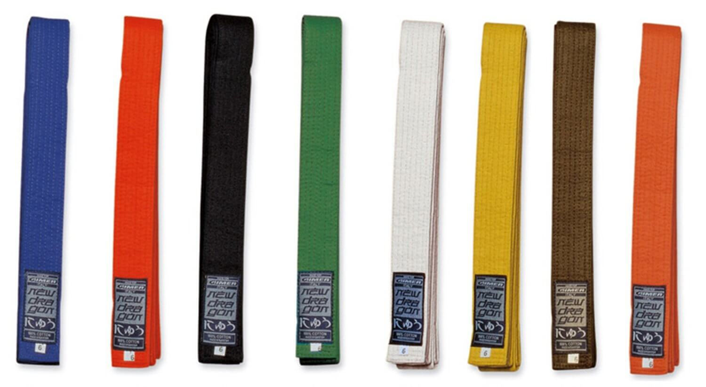 Cinture Karate: Ordine dei Colori e Prezzi