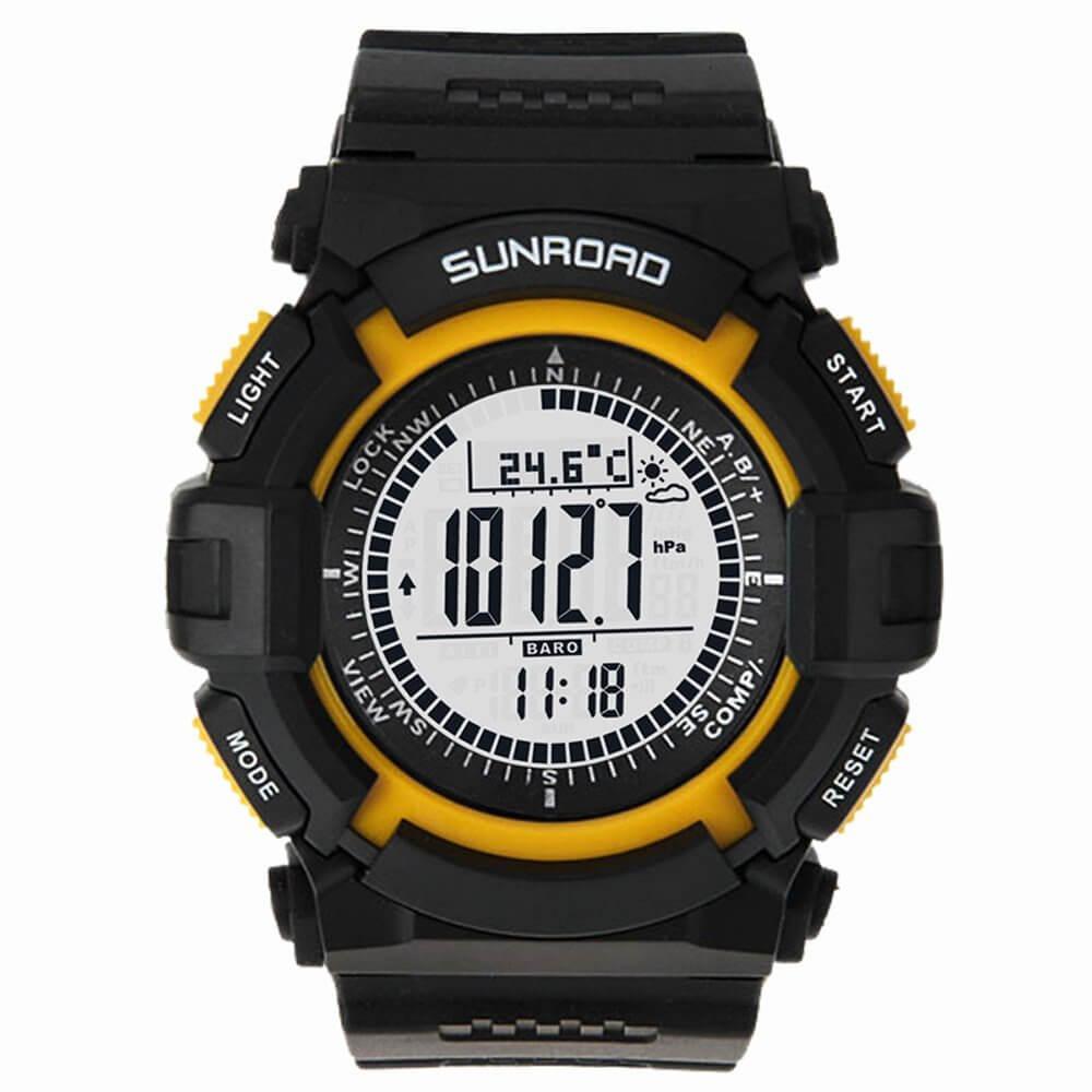 Orologio Dotato di Altimetro