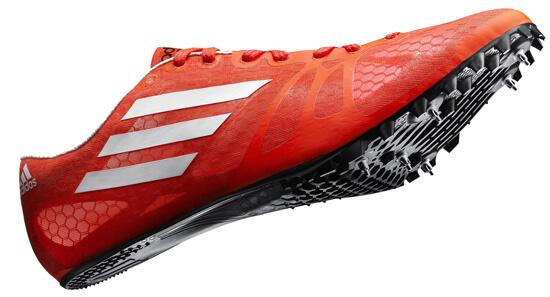 Atletica leggera, scarpe chiodate