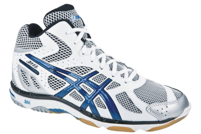 asics volley uomo alte
