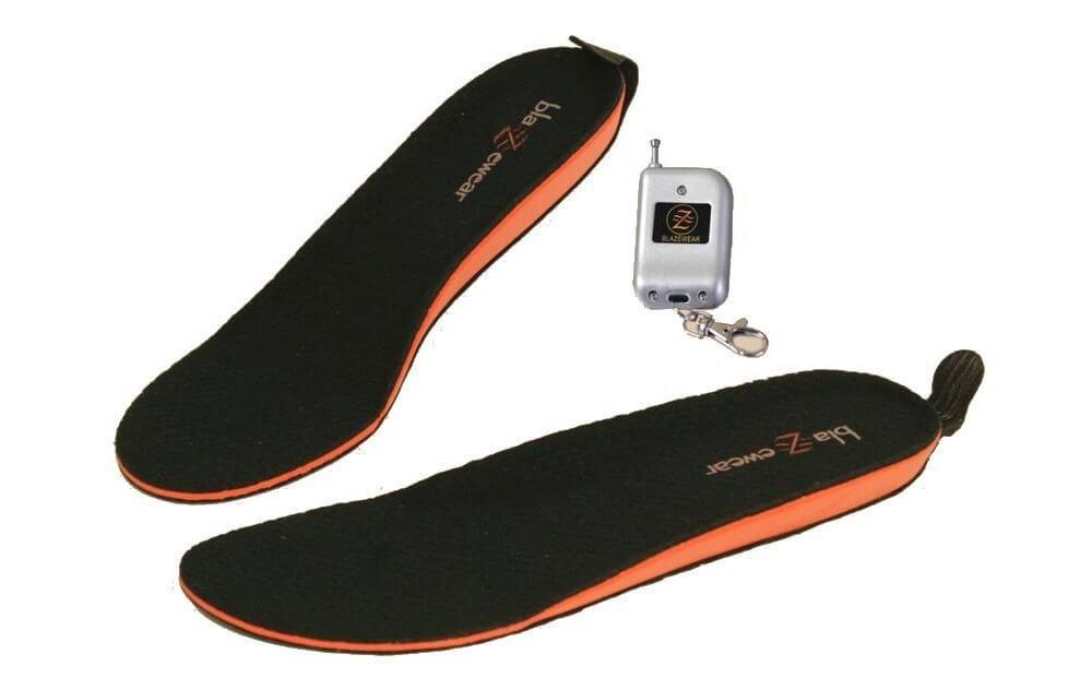 Solette riscaldanti per scarpe e scarponi da sci
