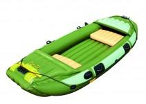Canoa per pescare in acqua salata Mare