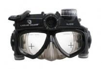 Maschera da Sub con Macchina Fotografica