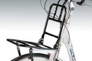 Portapacchi per Bici Anteriore