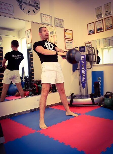 Andrea Cristofori Personal Trainer
