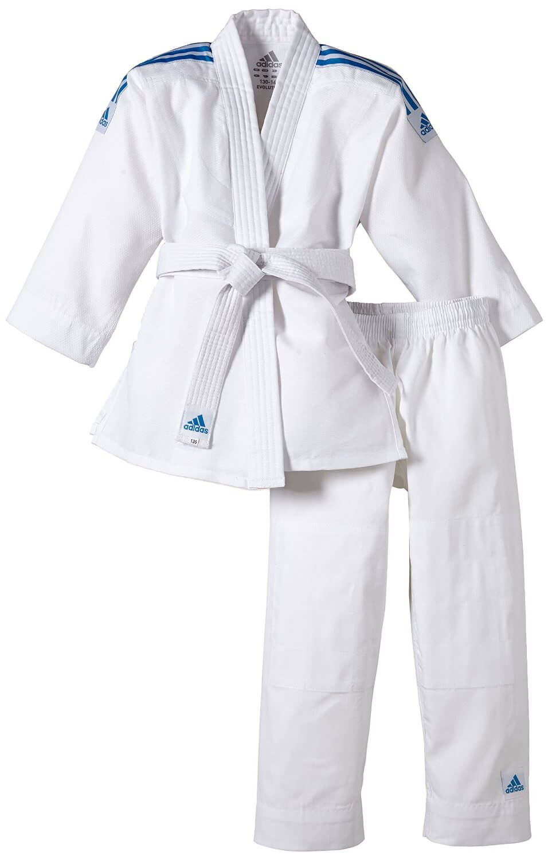 kimono adidas blu