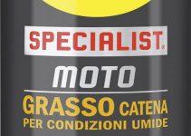 Lubrificante Spray Moto