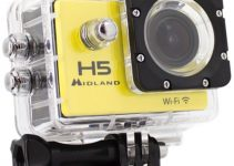 Action Cam H5 Midland Moto