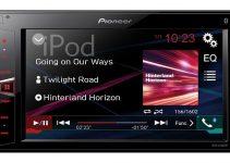 Pioneer MVH AV280BT Autoradio Touchscreen