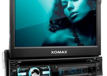 Autoradio Stereo con Display a Scomparsa Schermo Nascosco