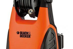 Idropulitrice ad Alta Pressione Black&Decker