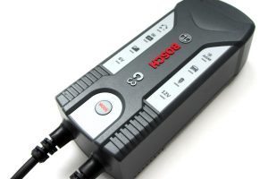 Mantenitore Carica Batterie della Moto